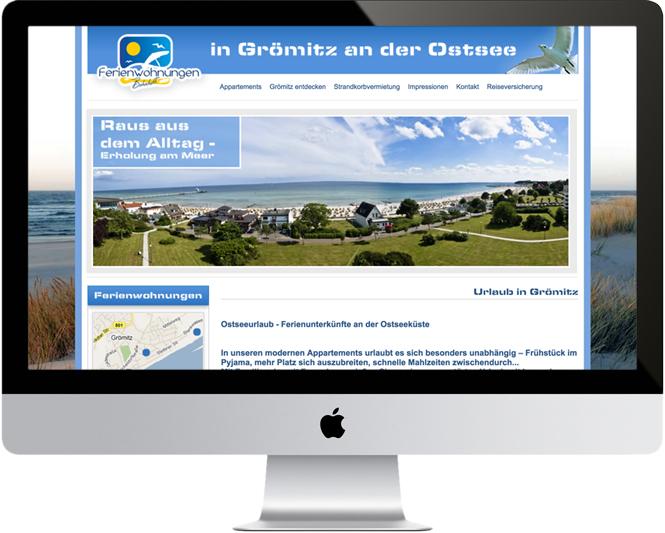 Ferienwohnungen Bohnhoff / Grömitz