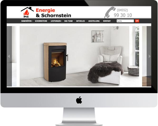 Energie & Schornstein / Leezen