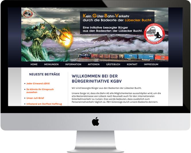 Bürgerinitiative KGBV / Haffkrug