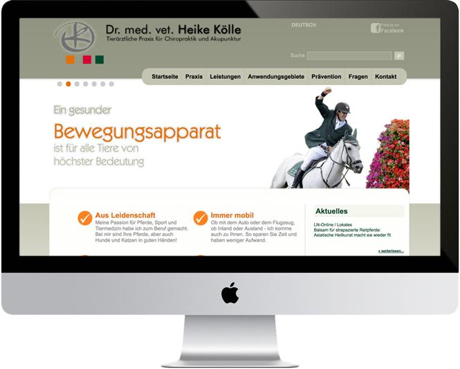 Dr. med. vet. Heike Kölle / Grube