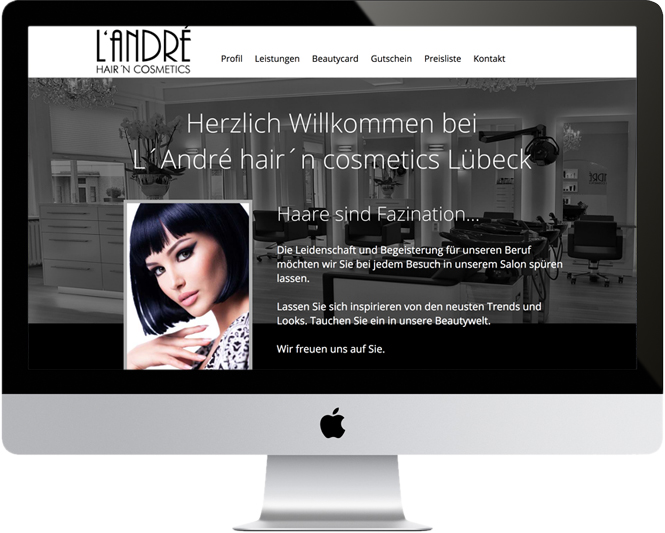 L`André Hair Cosmetic / Lübeck