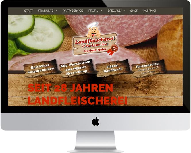 Landfleischerei Meier / Cismar