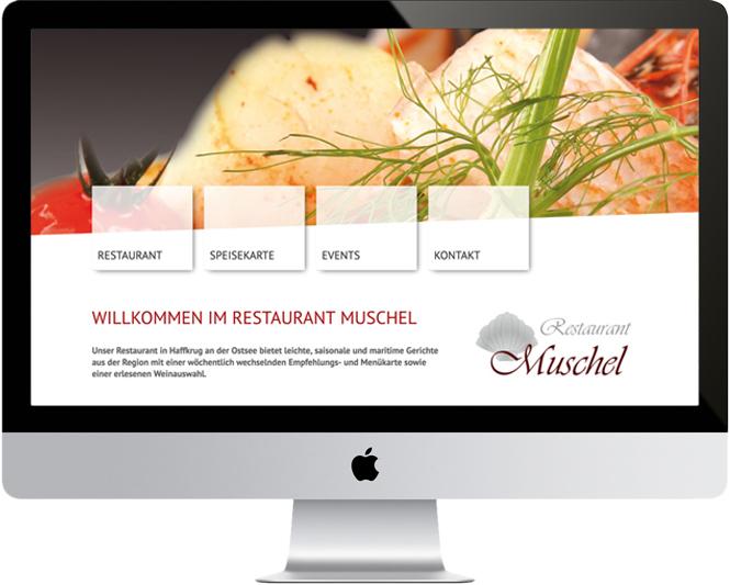 Restaurant Muschel / Haffkrug