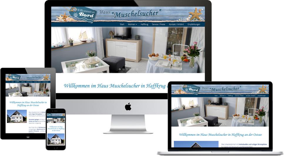 Haus Muschelsucher / Haffkrug
