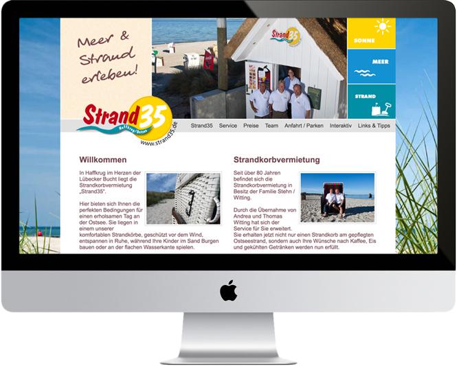 Strand 35 / Haffkrug