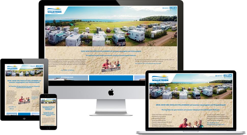 Campingplatz Walkyrien / Schashagen